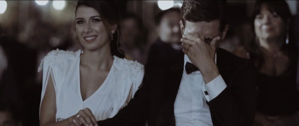Raccontare le emozioni attraverso video romantico.